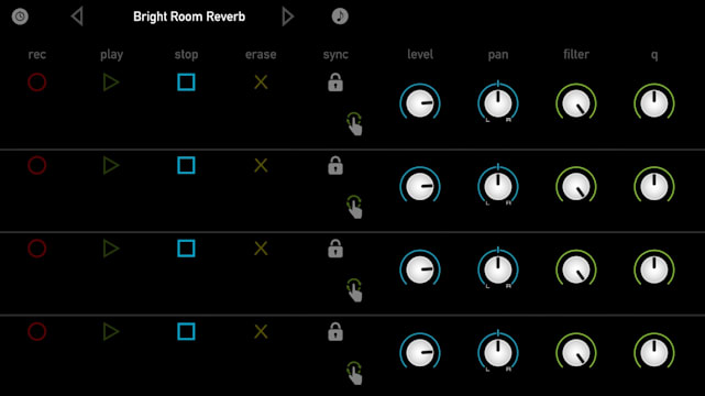 Voice Jam Studio screenshot