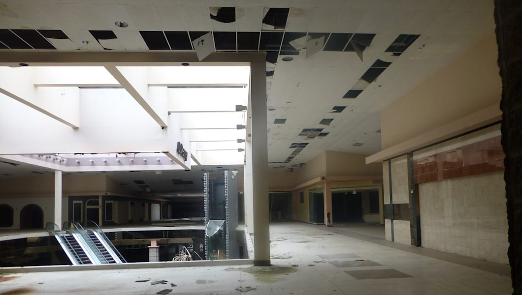 Rolling Acres Mall in Akron, Ohio