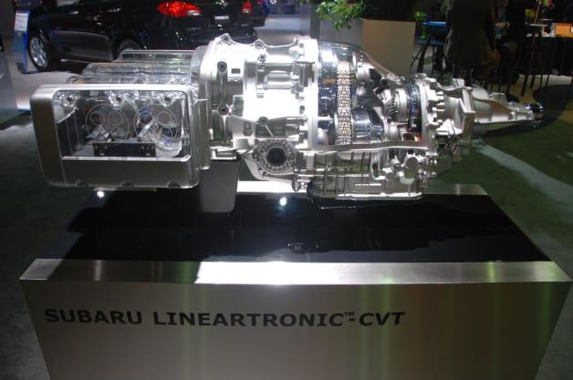 Subaru Lineartronic CVT