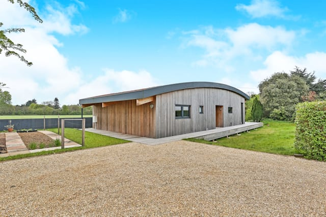 The sleek Shipdham bungalow