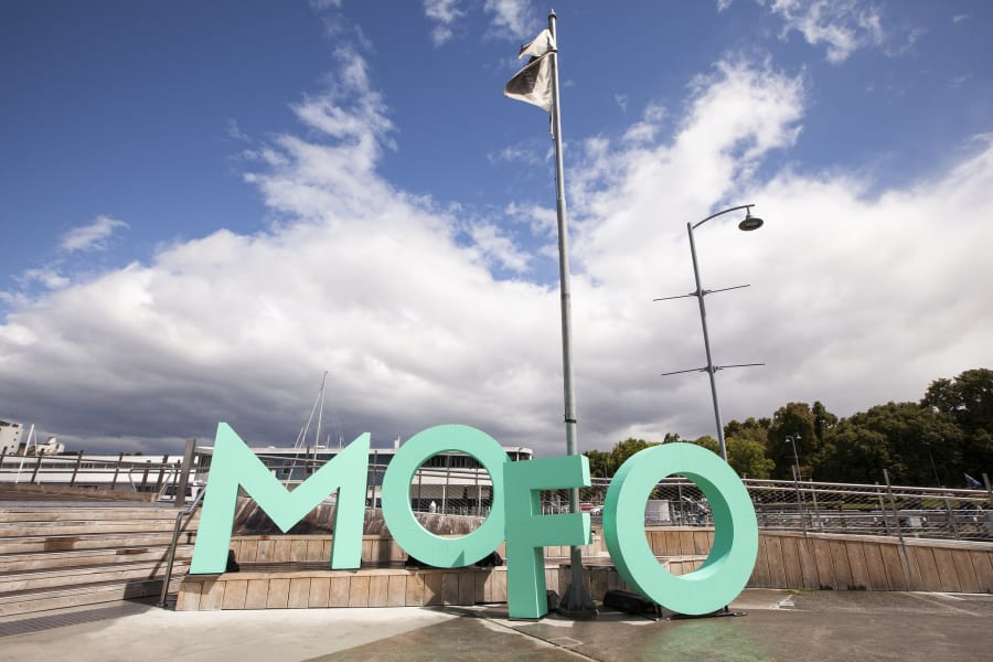 Hobart's 'Mofo' Is The Summer Festival Where Anything