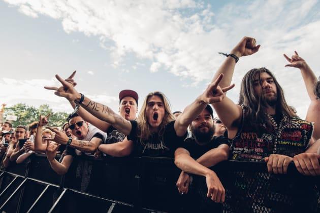 Festival d'été de Québec 2017: Metallica déclare son amour aux gens de