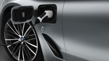 2017 BMW 5 Series plug-in hybrid