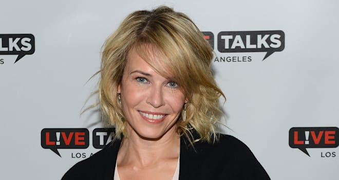 Live Talks Los Angeles Presents An Evening With Chelsea Handler In Conversation With Gwyneth Paltrow