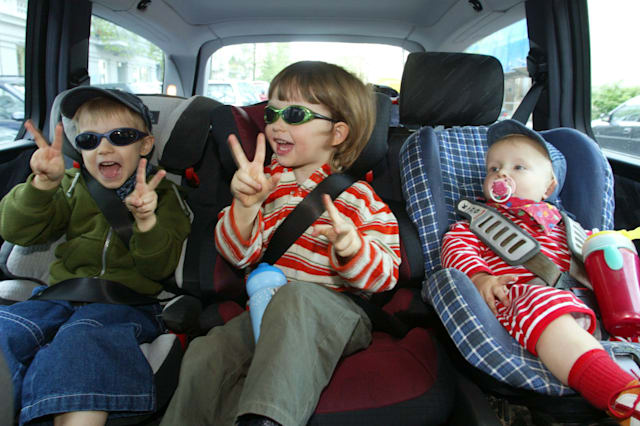 Are We Nearly There Yet? Top Tips For Car Journeys With