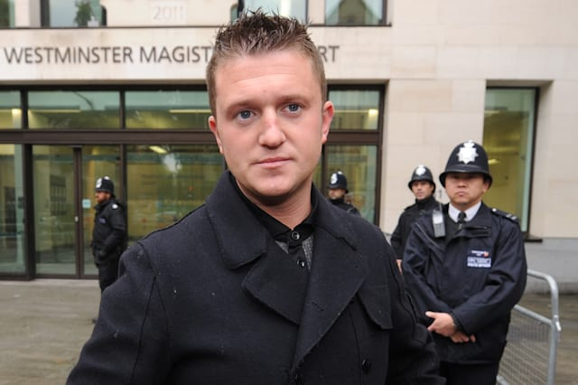 Ex EDL leaders in court