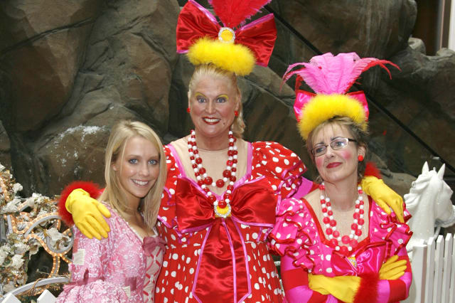 First Family Entertainment's Pantomime Launch - London