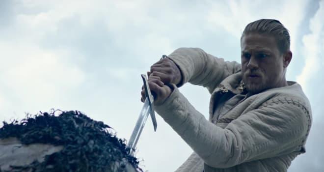 'King Arthur: Legend of the Sword' Trailer Is Full of Bonkers Medieval Action