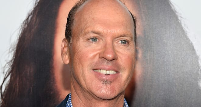 Michael Keaton at the 'Clear History' Premiere on July 31, 2013