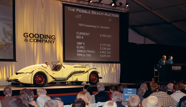 The Top Most Earthshaking Classic Car Auctions Autoblog - Signs of cars with namesauto car zone list of car manufacturers