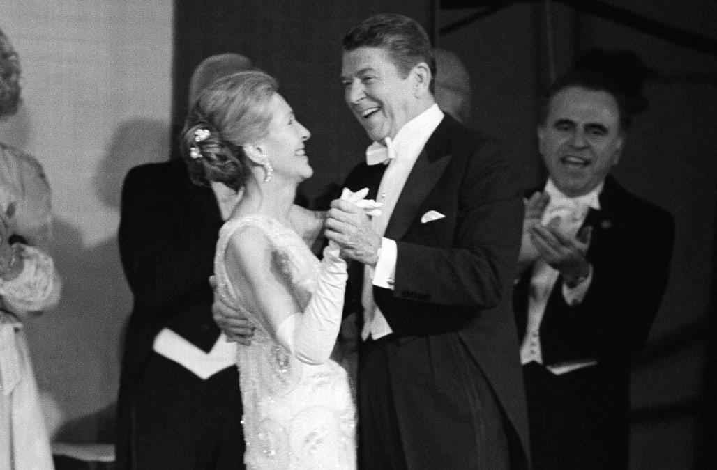 Nancy Reagan Style