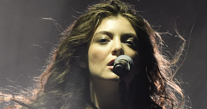 Lorde Performs At The Joint At The Hard Rock