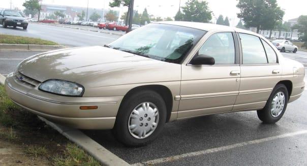 2nd Chevrolet Lumina 2