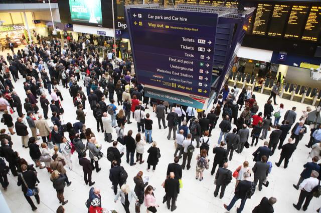 Rail staff fail to spot fake bomb on train