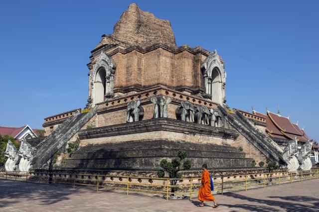 Cheddi Luang - Chiang Mai - Thailand