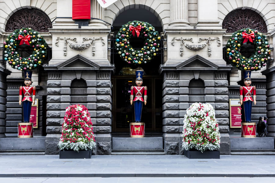 Melbourne Town Hall gets