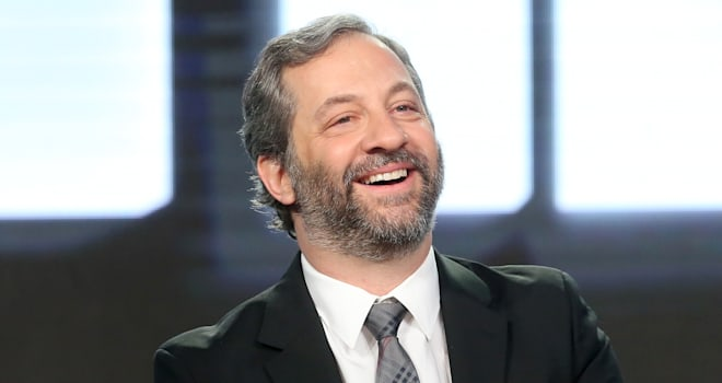 Judd Apatow on 'Crashing,' the End of 'Girls,' and Comedy in Trump's America