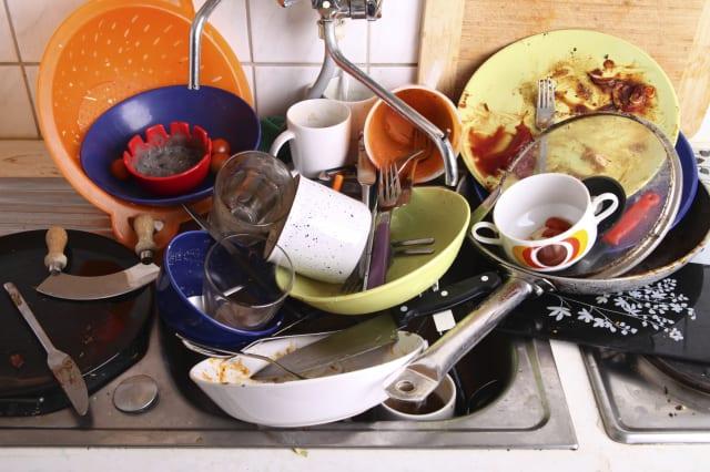 my flatmate hasn't done the chores again
