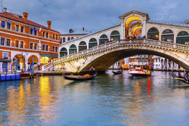 The world's best bridges
