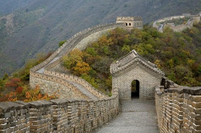 Great Wall of China gets terrible repair job