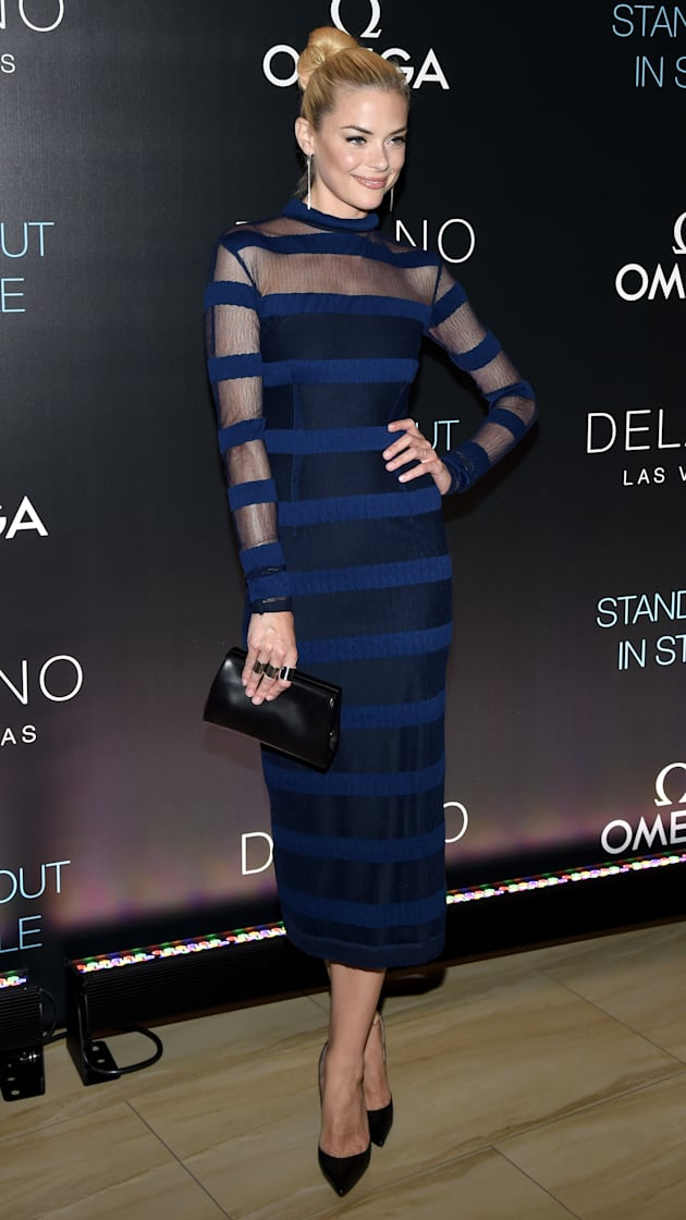 Delano Las Vegas Hosts Grand Opening Party With Jaime King, Charlotte Ronson, Sam Ronson And MAGIC!
