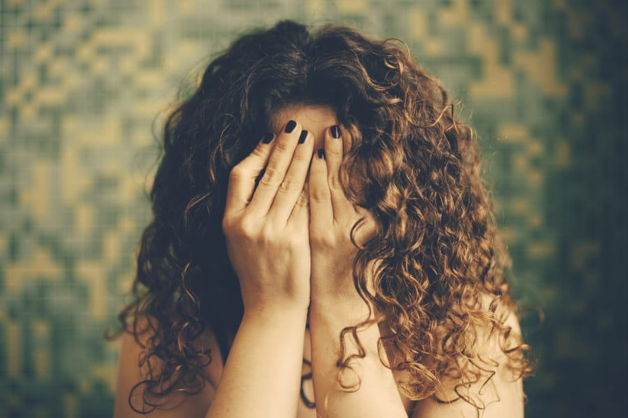 Having severe acne can make you feel isolated, frustrated and fed