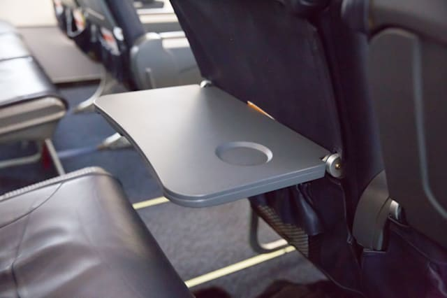 What are the dirtiest places on a plane?