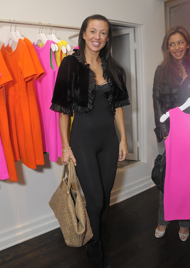 Lisa Perry Celebrates The Launch Of