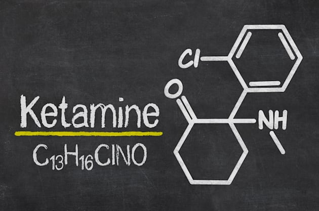 Ketamine is being hailed as a possible treatment for