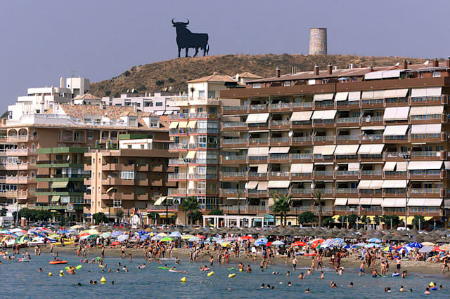 British holidaymakers shot by fellow UK tourist in Spain