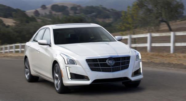 Behind The Wheel 2014 Cadillac CTS