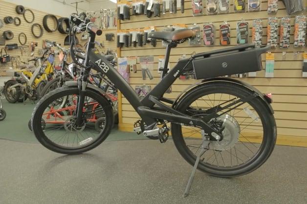 A2B Alva Plus E-Bike