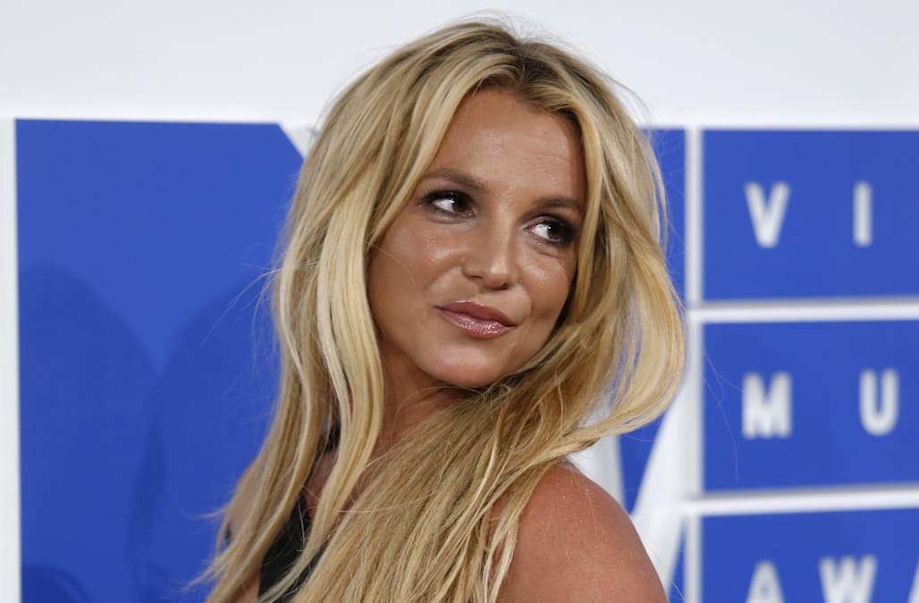 Nude photos of brittany spears