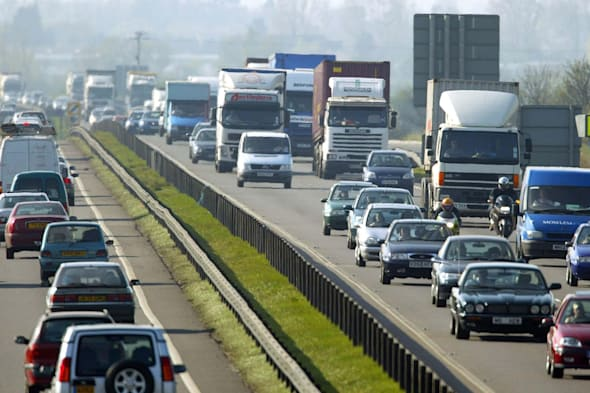 Highways England road plan upgrades