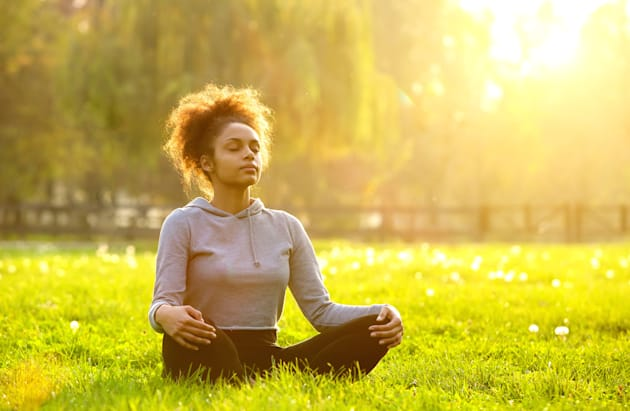 Meditation can