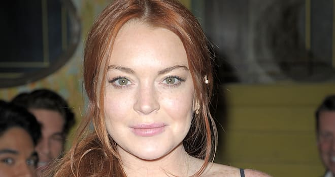 Lindsay Lohan Pitches Herself for Disney's Live-Action 'The Little Mermaid'