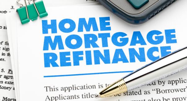 Home Mortgage Refinance