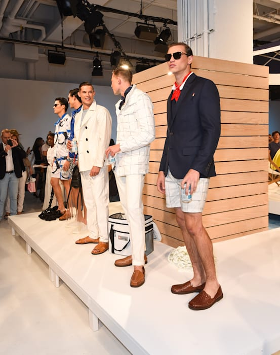 Nautica - Presentation - New York Fashion Week: Men's S/S 2017
