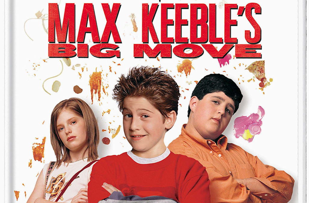 ZENA GREY ALEX D. LINZ & JOSH PECK POSTER MAX KEEBLE'S BIG MOVE (2001)