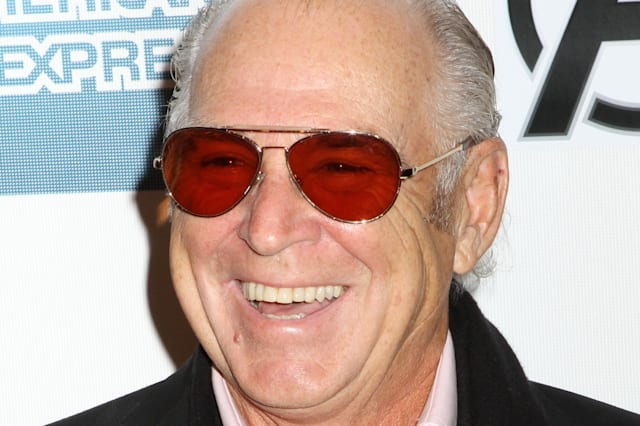 Jimmy Buffett attends the premiere of 'The Avengers' during the Tribeca Film Festival in New York City.