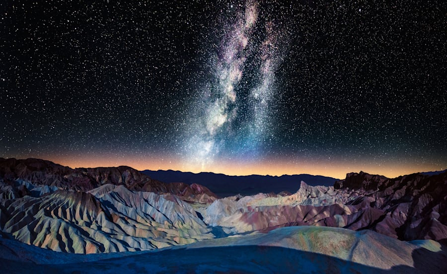 Death Valley is another Dark Sky