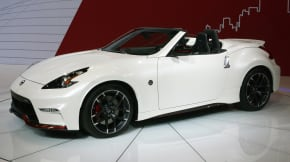 Nissan 370Z Roadster NISMO Concept Chicago