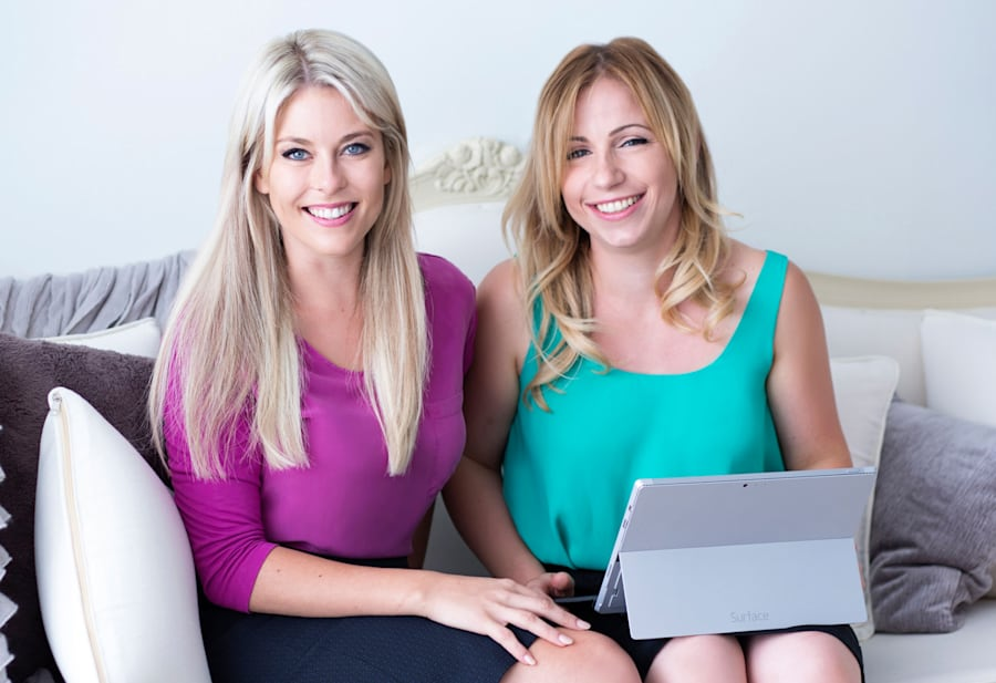 Gemma Lloyd and Valeria Ignatieva are helping women break into male-dominated industries and become leaders...
