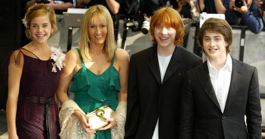 J.K. Rowling & Fans Tweet Emotional Thank-Yous on Harry Potter's 20th Anniversary