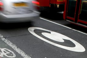 Congestion charge zone extension