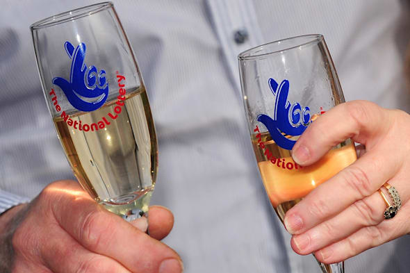 National Lottery marks 20th anniversary