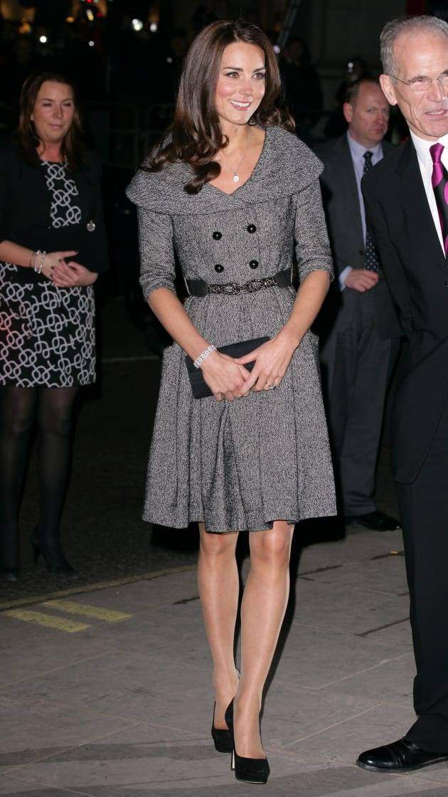 The Duchess Of Cambridge Visits The National Portrait Gallery