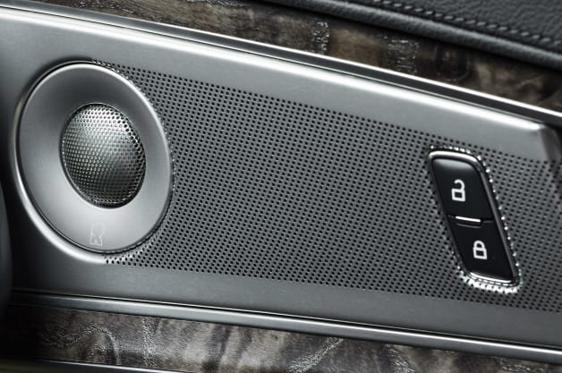 Lincoln Harman Revel audio system