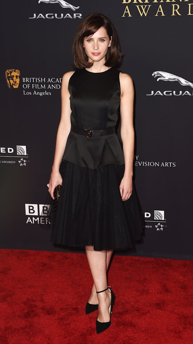 US-ENTERTAINMENT-BAFTA LOS ANGELES JAGUAR BRITANNIA AWARDS-ARRIV