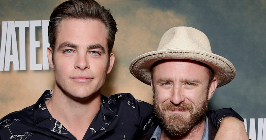 Chris Pine in talks to star in 'Outlaw King'